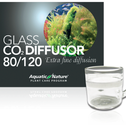 CO2 Glass Diffusor 80/120