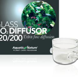 CO2 Glass Diffusor 120/200