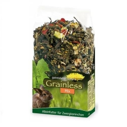 Jr Grainless Mix - Coelho Anao 650g