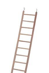 Escada em Madeira P/ Papagaio 1m