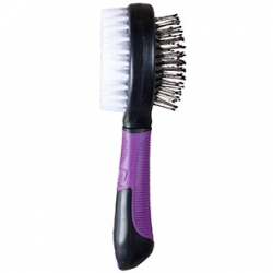 Escova Bristle + Pin Brush + Handle - S