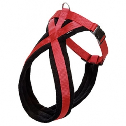 ASP Cross Harn. Red 58-70cm 25mm