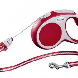Flexi Vario Cord S 5M 12kg Red