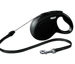Flexi New Classic Cord M 5M Black