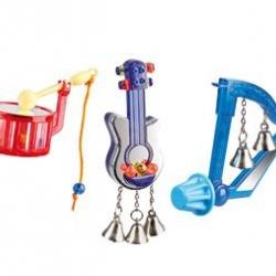 Brinquedo P/ Periquito - Music