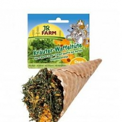Jr Wafer Cone de Ervas 1pc 60g