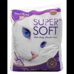 Sivocat Super Soft 12l = 12kg