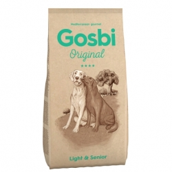Gosbi Original Dog Light&Senior 12kg