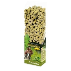 Jr Grainless Aneis de Ervilha 150g
