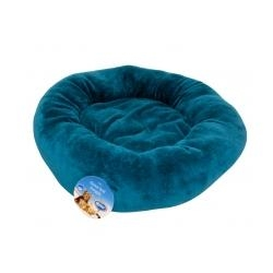 Donut Bed Snuggly 50cm Blue