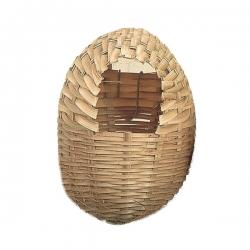 Ninho Exotico em Verga 13x11x16cm