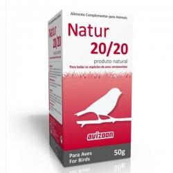 Avizoon - Natur 20 / 20 50g