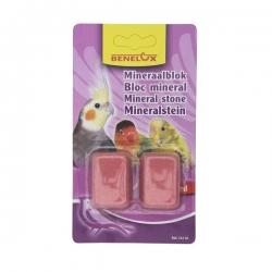 BX - Pedra Mineral Bico Curvo 2pcs