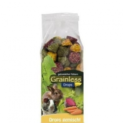 Jr Grainless Drops Legumes Mix 140g