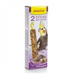 Sticks P/ Caturras - Iodo e Minerais 2x55g