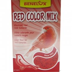 Benelux Red Color Mix 100g