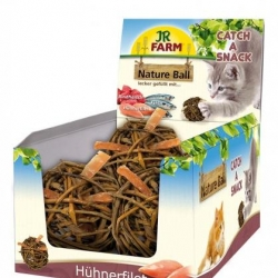 Jr Cat Natural Ball Frango 15g