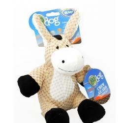Dogtoy Donkey Plush Godog