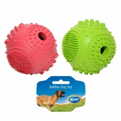 Dogtoy Rubber Dental Ball 6cm