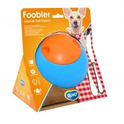 Dogtoy Foobler Smart Treat Dispenser With Timer