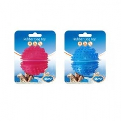 Dogtoy Tpr Ball Treat Dispenser 7cm