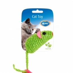 Cattoy Sort Mouse and Ball Nylon 10x4x4cm