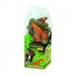 Jr Grainless Lucky Carrots 125g