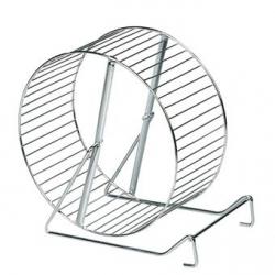 Roda Metalica P/ Esquilo/ Hamster 20Cm