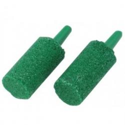 Pedra Difusora Verde 2pc * 15mm / 25mm