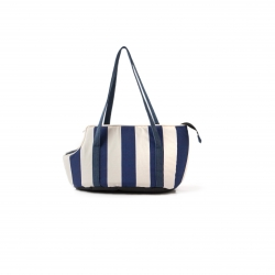 Comfy Saco de Transporte Marina Blu/ Whi S