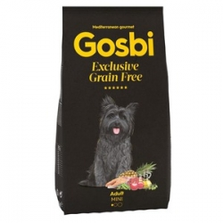Gosbi Exclusive Grain Free Adult Mini 2kg