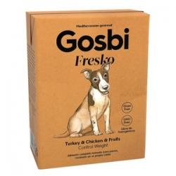 Gosbi Fresko Dog Turkey&Chicken 375grs