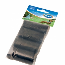 Dog Waste Bags 4x20pcs
