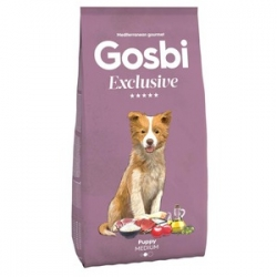 Gosbi Exclusive Puppy Medium 12kg
