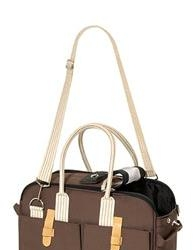 Carrying Bag Brown 37x15x27cm