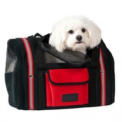 Carrying Bag Smart Bag Black / Red