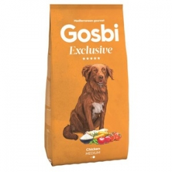 Gosbi Exclusive Chicken Medium 3kg
