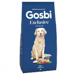 Gosbi Exclusive Fish Medium 12kg