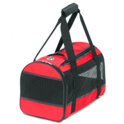 Travel Bag Divina Red  40x26x26cm