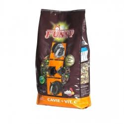 Funny Premium Cobaia + Vit. C 1kg