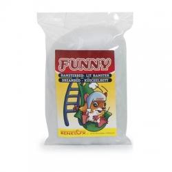 Fibra Sintetica Branca P/ Hamster 30g