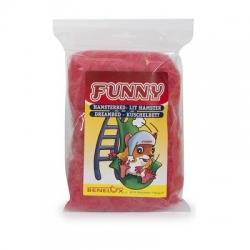 Fibra Sintetica Vermelha P/ Hamster 30g
