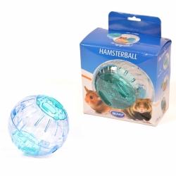 Hamsterball M 18cm Blue
