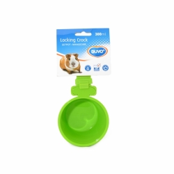 Locking Crock 300ml Green