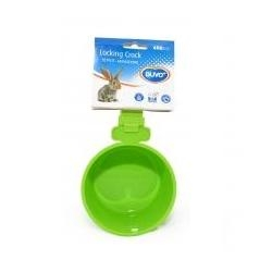 Locking Crock 600ml Green