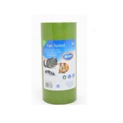 Fun Tunnel Medium 22x10cm Green