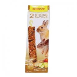 Sticks P/ Roedores - Biscoito e Frutas 2x90g