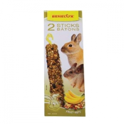 Sticks P/ Roedores - Frutos Secos e Frutas 2x90g