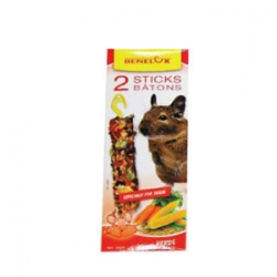 Sticks P/ Degus - Verde 2x55g