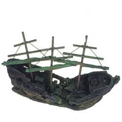Deco. Barco Afundado